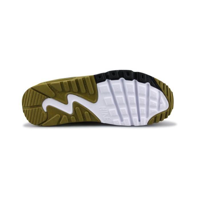 Basket Nike Air Max 90 Ltr Junior Kaki 833412-300