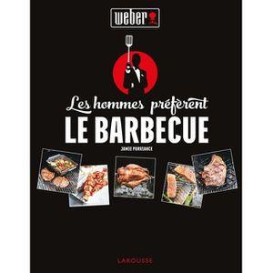 BARBECUE Les hommes préfèrent le barbecue