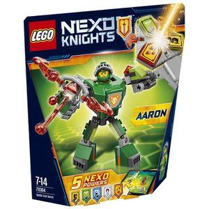 LEGO Nexo Knights 70364 La Super Armure d`Aaron