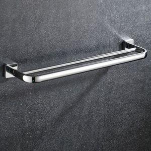 Porte serviette avec tablette salle de bain achat - Porte serviette salle de bain mural ...