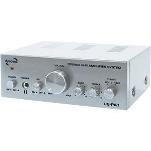 AMPLIFICATEUR HIFI AMPLIFICATEUR AMPLI AUDIO 2 X 25W MAX 3 ENTREES RC