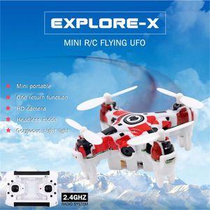 DRONE Lafayestore®E905B Mini Drone 2.4G 4CH 4 Canaux RC