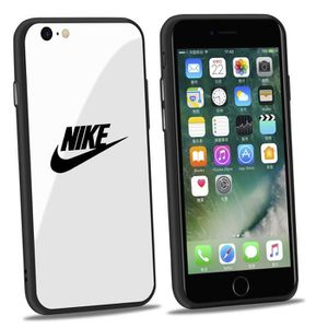 coque iphone 8 silicone nike