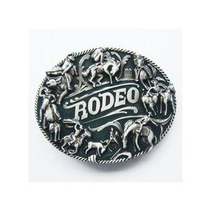 CEINTURE ET BOUCLE boucle de ceinture country rodeo dressage homme fe b6769fce0b4