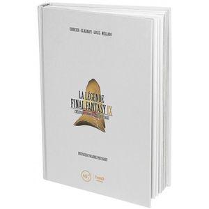 AUTRES LIVRES Livre La Légende Final Fantasy IX