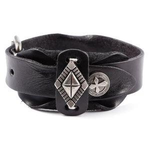 BRACELET - GOURMETTE Bijoux Bracelet Punk Rock Accessoire Pour Habit Dé 9e673ad9e31