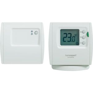 THERMOSTAT D'AMBIANCE Thermostat sans fil Homexpert by Honeywell THR8…