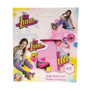 CULOTTE - SLIP Soy Luna - lot de trois culottes - fille
