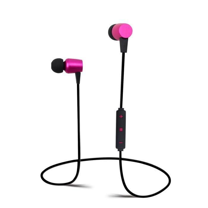 Zhm70508006hot®sport Stéréo D'écouteur De Casque Sans Fil Bluetooth Pour L'iphone Chaud