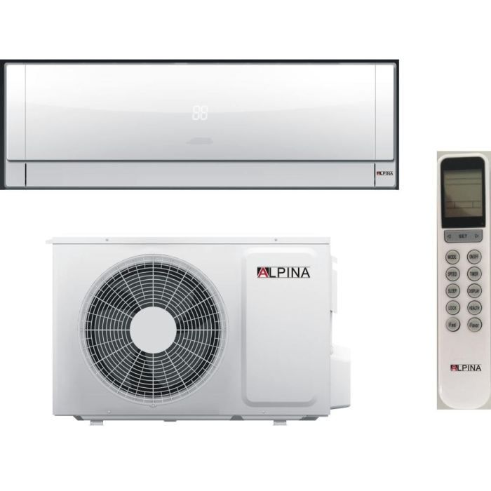 CLIMATISEUR Pack Complet Climatiseur Comp. TOSHIBA 3500w