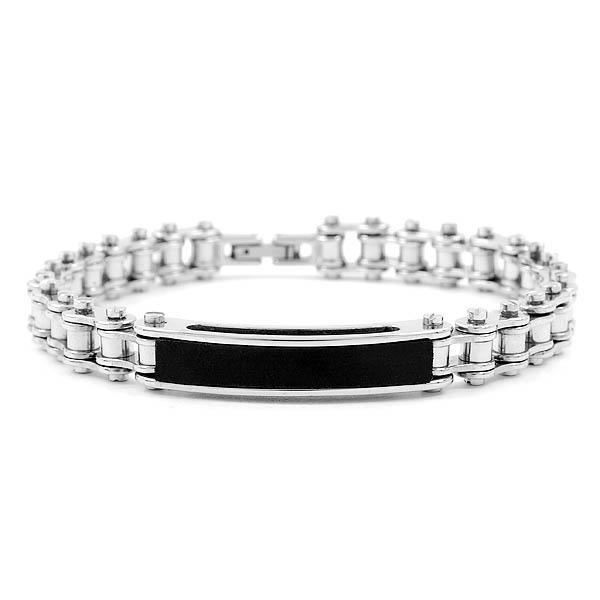 Bracelet En Acier Inoxydable De Mode(De Plastique) (2778)