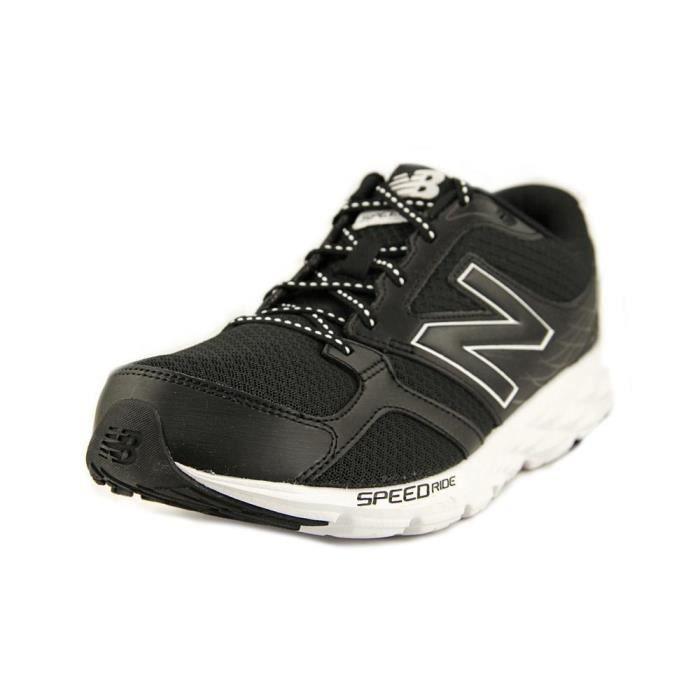 info pour 1d2df a6e5c New Balance 490 Large Synthétique Chaussure de Course Noir ...