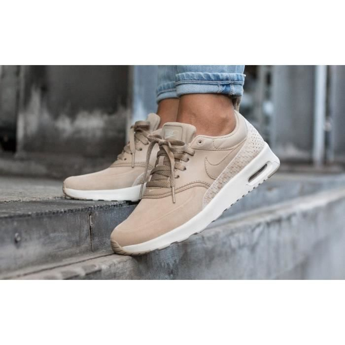 newest ce1c6 a1000 BASKET Baskets Nike Air Max Thea PRM, Modèle 616723 203 N