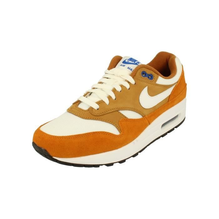 Nike Air Max 1 Premium Retro Hommes Trainers 908366 Sneakers Chaussures 700