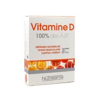 TONUS - VITALITÉ vitamine D - metabollisme - défenses immunitair…