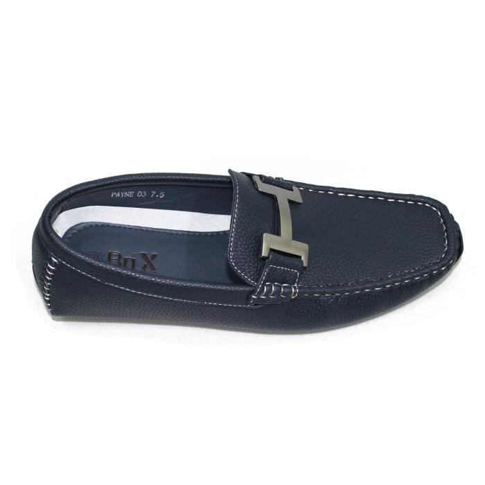 Brix Payne classique mocassin Fashion On The Go Driving Slip On Chaussures Mocassins Casual VK75D tOYM5