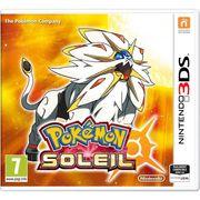 JEU 3DS Pokémon Soleil Jeu 3DS