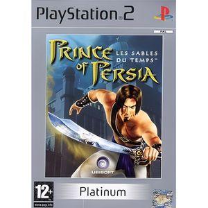 JEU PS2 PRINCE OF PERSIA