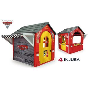 Maison / Cabane d'éxtérieur pour Enfant CARS 3 - Garage