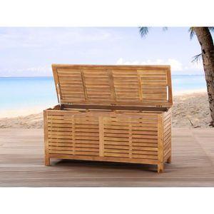 meuble de rangement exterieur en bois achat vente pas cher. Black Bedroom Furniture Sets. Home Design Ideas