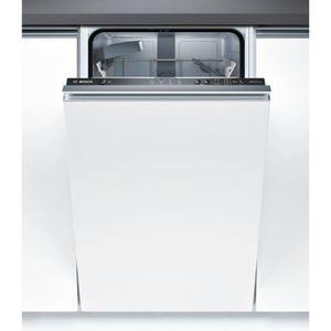 LAVE-VAISSELLE Bosch Serie 2 SPV24CX00E, Entièrement intégré, Com