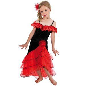 DÉGUISEMENT , PANOPLIE Déguisement robe espagnole enfant 7 à 9 ans