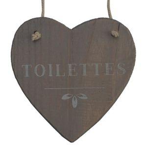 plaque de porte toilettes achat vente pas cher. Black Bedroom Furniture Sets. Home Design Ideas