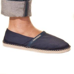 ESPADRILLE Chaussures Alp.H.Origine Marine