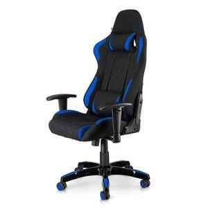 Chaise gamer achat vente chaise gamer pas cher cdiscount for Silla escritorio baquet