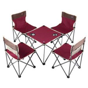 MEUBLE DE CAMPING AOTU  Meuble de camping, table camping pliable- av