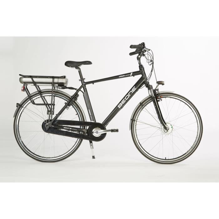 MINERVA Vélo électrique BE ONE F-MOTOR NEXUS 8 - Homme - Noir