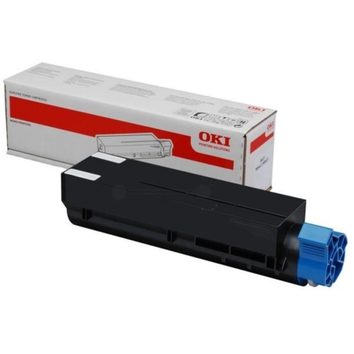 OKI Cartouche toner 44992401 - Compatible MB441 - Noir