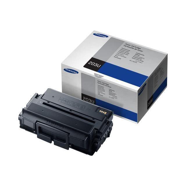 SAMSUNG Toner MLT-D203U/ELS Noir - rendement très élevé 15.000 pages