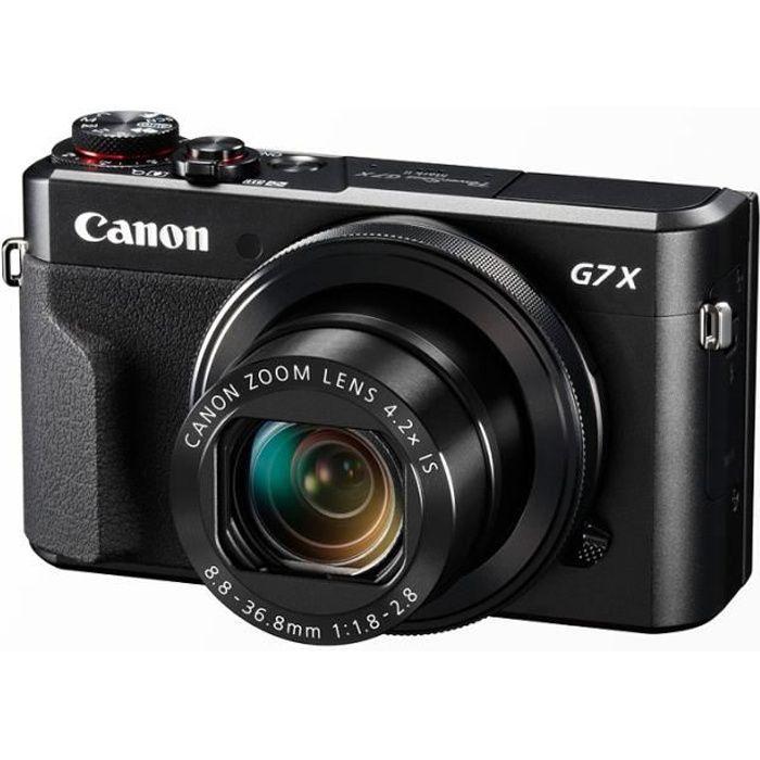 APPAREIL PHOTO COMPACT CANON PowerShot G7X MKII Appareil photo numérique