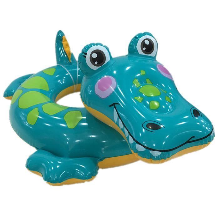 Crocodile Jeux De Plage Matelas Gonflable Confortable Et
