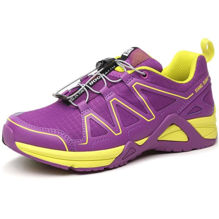 XIANG GUANG Chaussures de Volleyball Homme