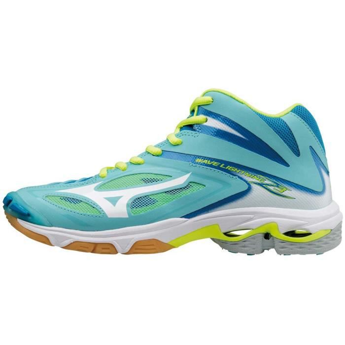 promo code eef95 a2267 Chaussures femme Volleyball Mizuno Wave Lightning Z3 Mid