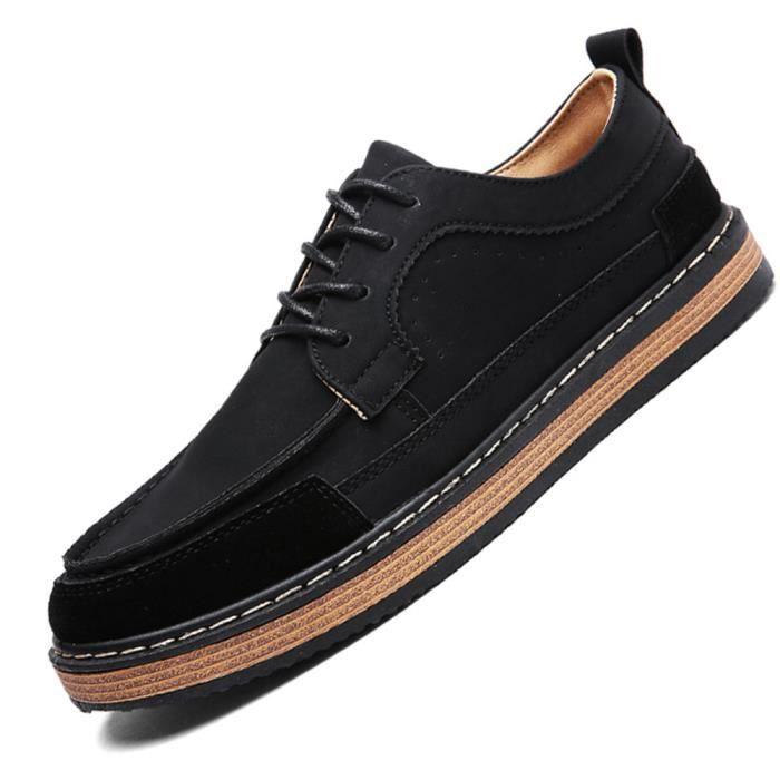 Ylx308 Classique Gris Antidrapant Chaud Poids vert De Chaussure Couleur Nouveaut Lger Extravagant Taille Plus Sneaker Sneakers noir Hommes Mode BwqvaBr