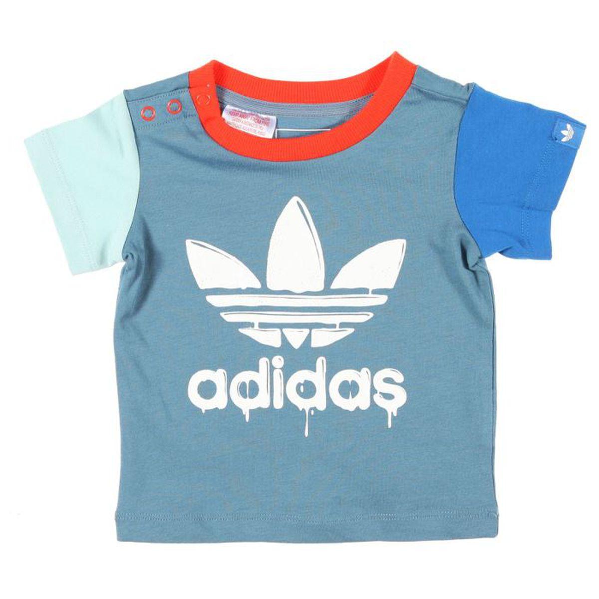tee shirt adidas bebe