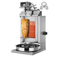 Machine à kébab machine à kébab 1 brûleur / 5 kg maximum