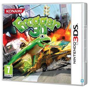 JEU 3DS FROGGER / Jeu console 3DS