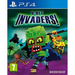 JEU PS4 NOUVEAUTÉ 8 Bit Invaders Jeu PS4