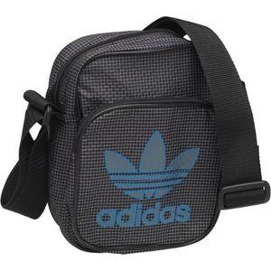 eb5451bbc5 SACOCHE Sac à bandoulière Adidas Originals Noir et bleu