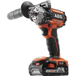 PERCEUSE AEG Perceuse à percussion Brushless BSB18CBL-202C
