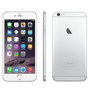 SMARTPHONE iPhone 6 plus 16GB Smartphone Débloqué  argent  sa