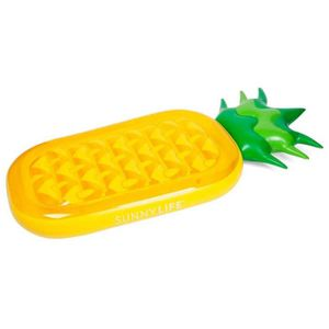 matelas gonflable ananas xxl