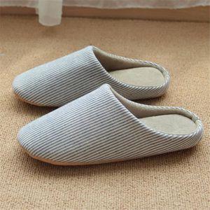 CHAUSSON - PANTOUFLE chausson souples homme Haut qualité chaussures mar