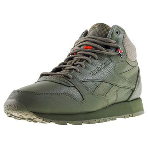 reebok cl leather mid twd chaussures de fitness