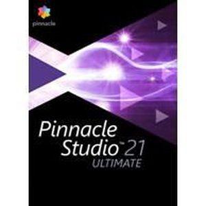 BUREAUTIQUE À TÉLÉCHARGER Pinnacle Studio 21 Ultimate