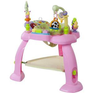 TABLE JOUET D'ACTIVITÉ Table d'activité interactive jeu éducatif bébé 6m+